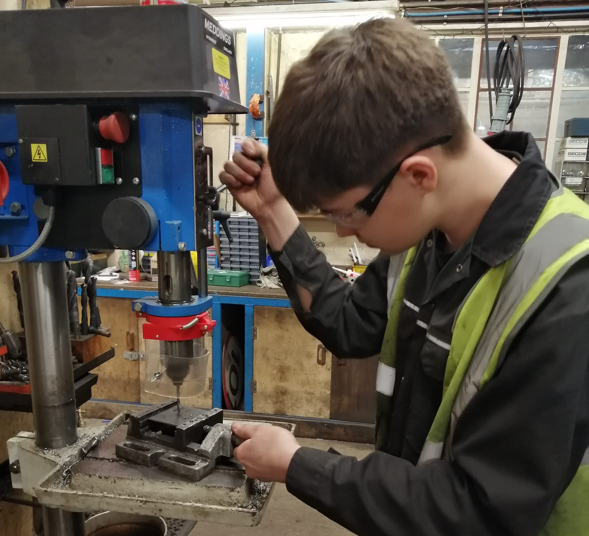 National Apprenticeship Week: Q&A with apprentice Alex Butcher